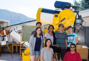 CU Boulder campus observatory