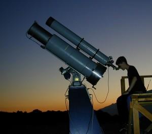 UCLA astrograph